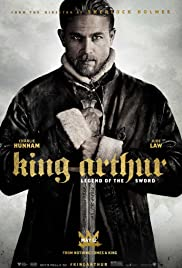 King Arthur Legend of the Sword (2017) (BluRay)