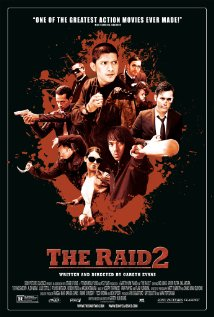 The Raid 2 (2014) (BluRay) - New Hollywood Dubbed Movies