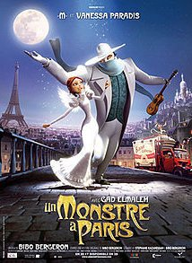 A Monster in Paris (2011) (Br Rip) - Cartoon Dubbed Movies