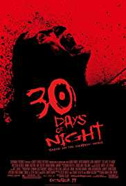 30 Days of Night (2007) (BRRip) - Hollywood Movies Hindi Dubbed