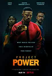 Project Power (2020) (WebRip) - New Hollywood Dubbed Movies