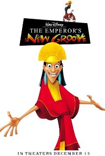 The Emperors New Groove (2000) (Br) - Hollywood Movies Hindi Dubbed