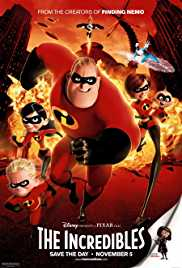 The Incredibles (2004) (BRRip)