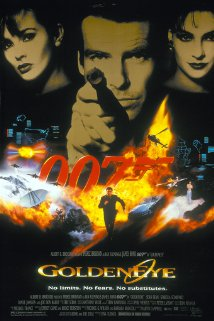 Golden Eye (1995) (BR Rip) - Hollywood Movies Hindi Dubbed